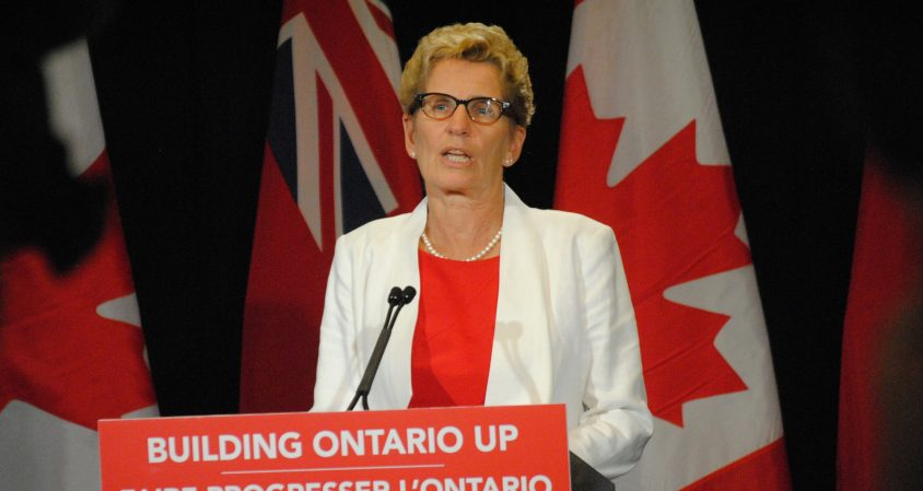 Wynne on her budget: Glad it's done — now for the hard part