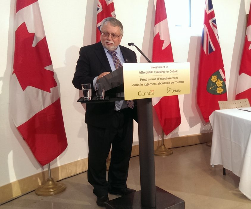 Letter to the editor: Liberal MPP Ted McMeekin writes about 'stolen' policy ideas