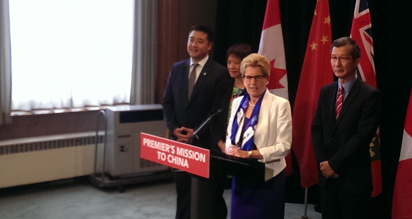 Canada-China free-trade deal on Ontario's radar: Trade minister