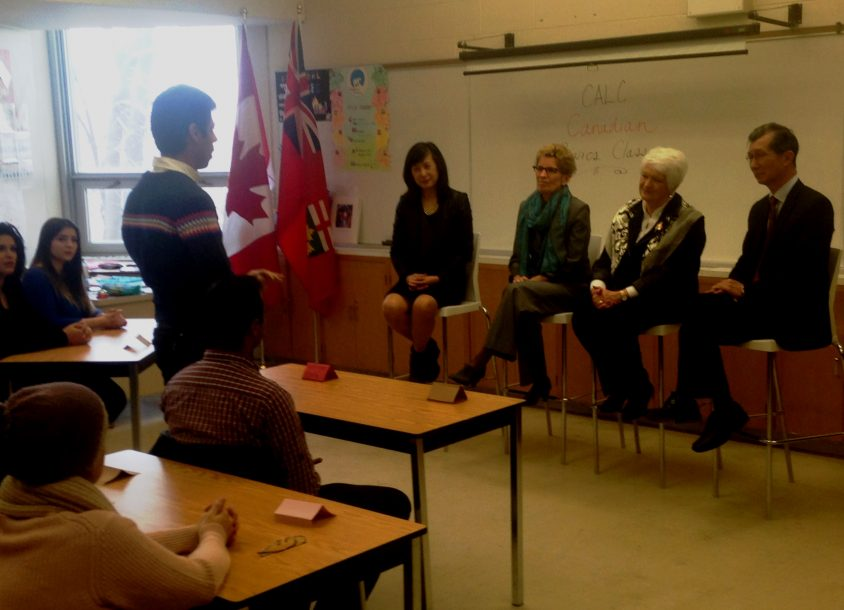 Province commits $600,000 to two agencies for refugee settlement services