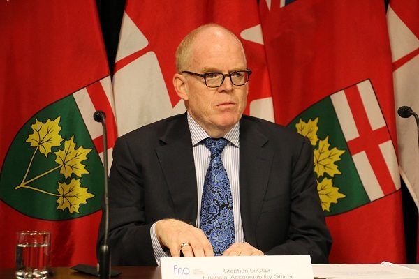 Ontario collected $739B in taxes over past decade: Budget office