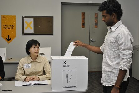 Scarborough byelection a tight, two-horse race, polls say
