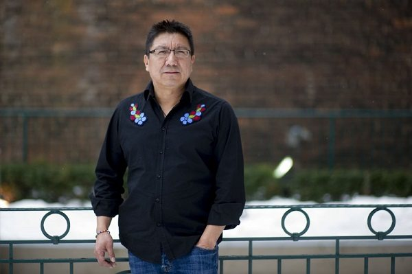 Looming police strike overshadows minister's meeting with First Nations chief