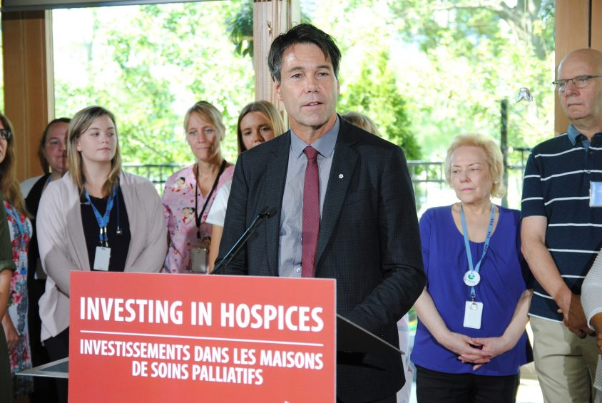 MPPs reject bill to enshrine conscience rights in assisted dying law