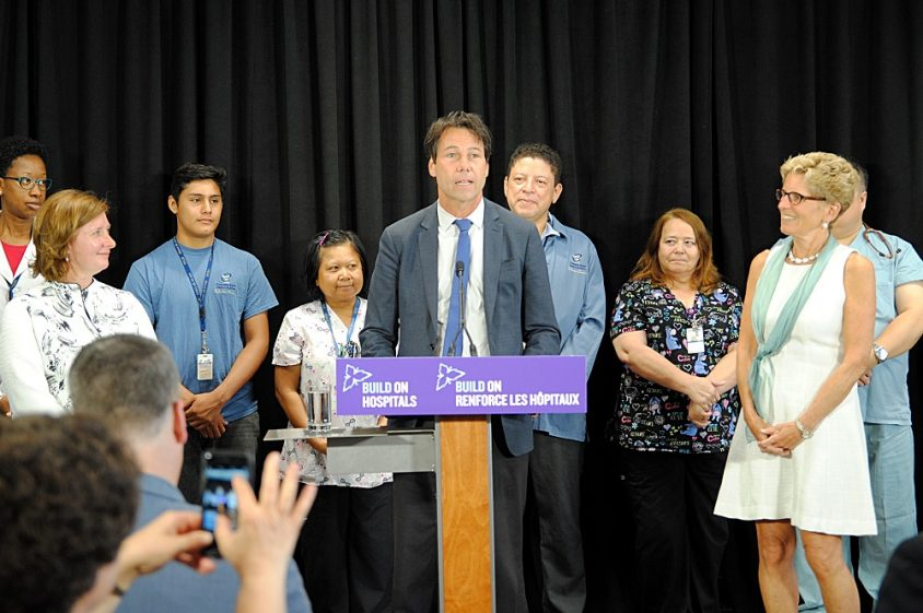 Critics call for deeper cuts to health-care management under Patients First transition
