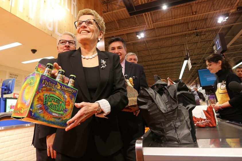 Twelve-packs of beer in the LCBO now being 'evaluated'