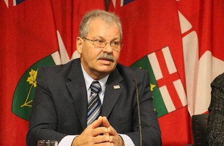 Ontario blowing smoke over workplace safety in mental-health care, says Smokey Thomas
