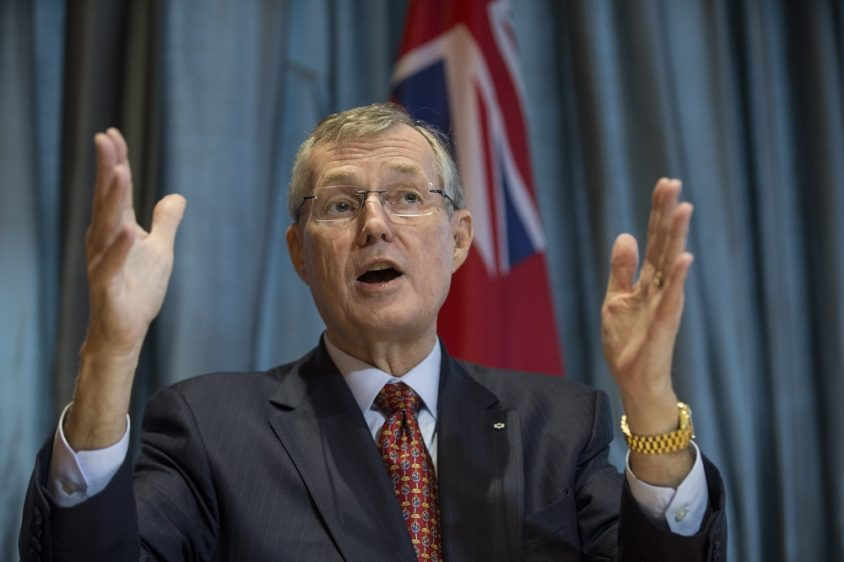 Ed Clark to chair LCBO board as its gears up for legal pot