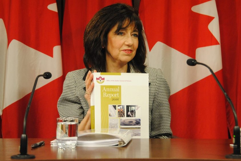 Yet another Liberal government ad panned by province's auditor general