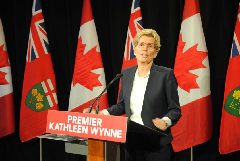 Wynne fleshes out what Ontario wants from an updated NAFTA