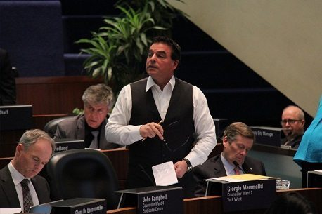 Giorgio Mammoliti 'seriously considering' running for Ontario Tories in 2018