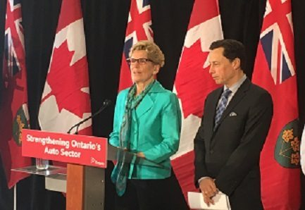 Wynne shrugs off a poll that shows she is Canada's least-liked premier