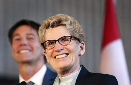 Poll: Ontario Liberals close the gap in former 'Fortress Toronto'