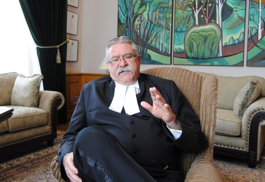 Profile: How Ontario Speaker Dave Levac keeps calm and orders on