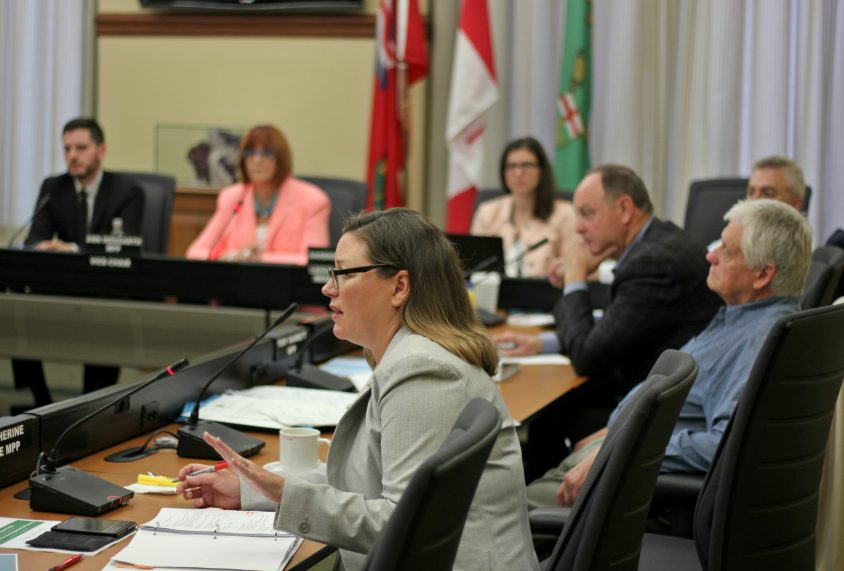 Precarious employment tops agenda at final labour law hearing