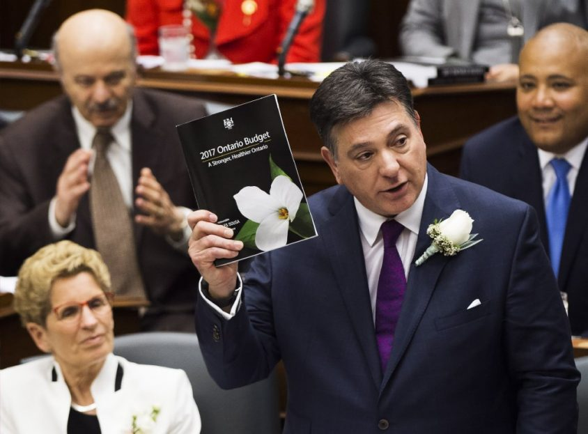 Finance minister promises 'advanced and open' spring budget ahead of election