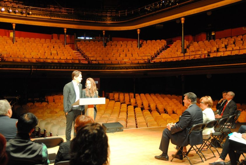 Happening: More cash for Massey Hall makeover