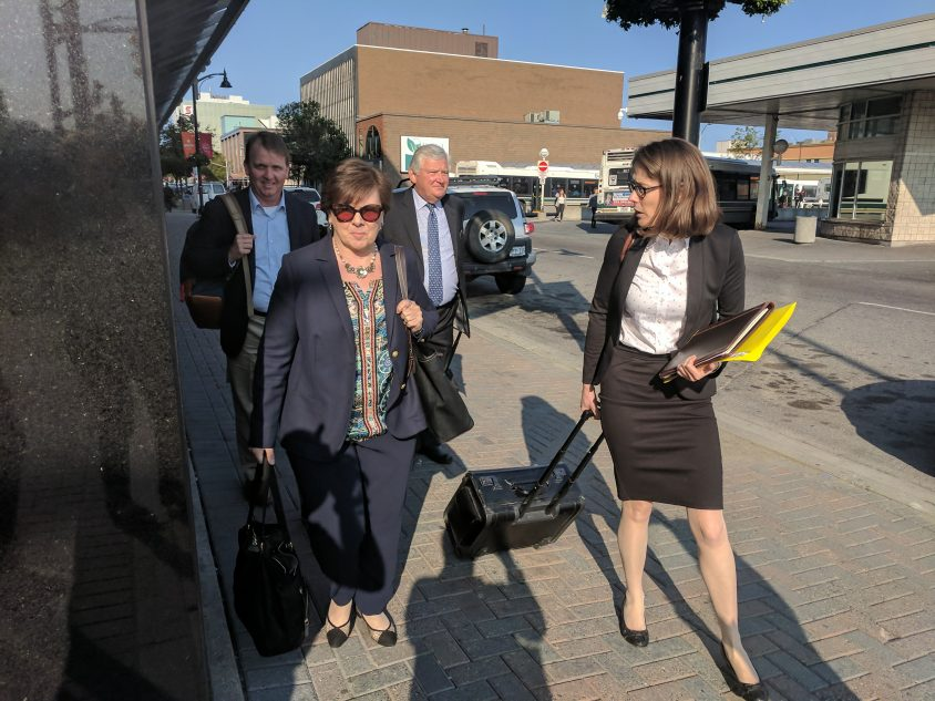Sudbury bribery trial: As prosecution rests, defence teams to argue charges should be tossed out