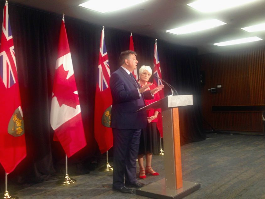 Ontario's deficit drops to $1 billion, though fiscal watchdogs have a bone to pick