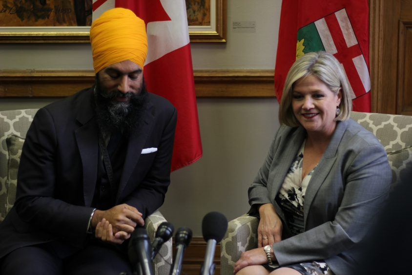 Jagmeet Singh bids farewell as an MPP, says hello as federal leader