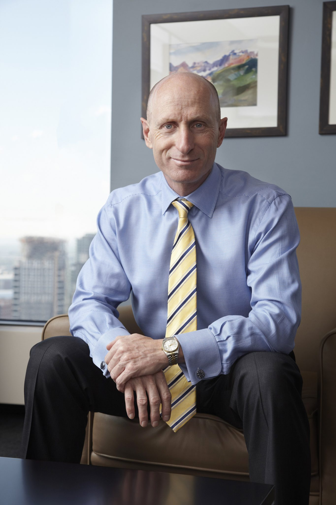 Hydro One CEO Mayo Schmidt on the past two years, growth and acquisitions