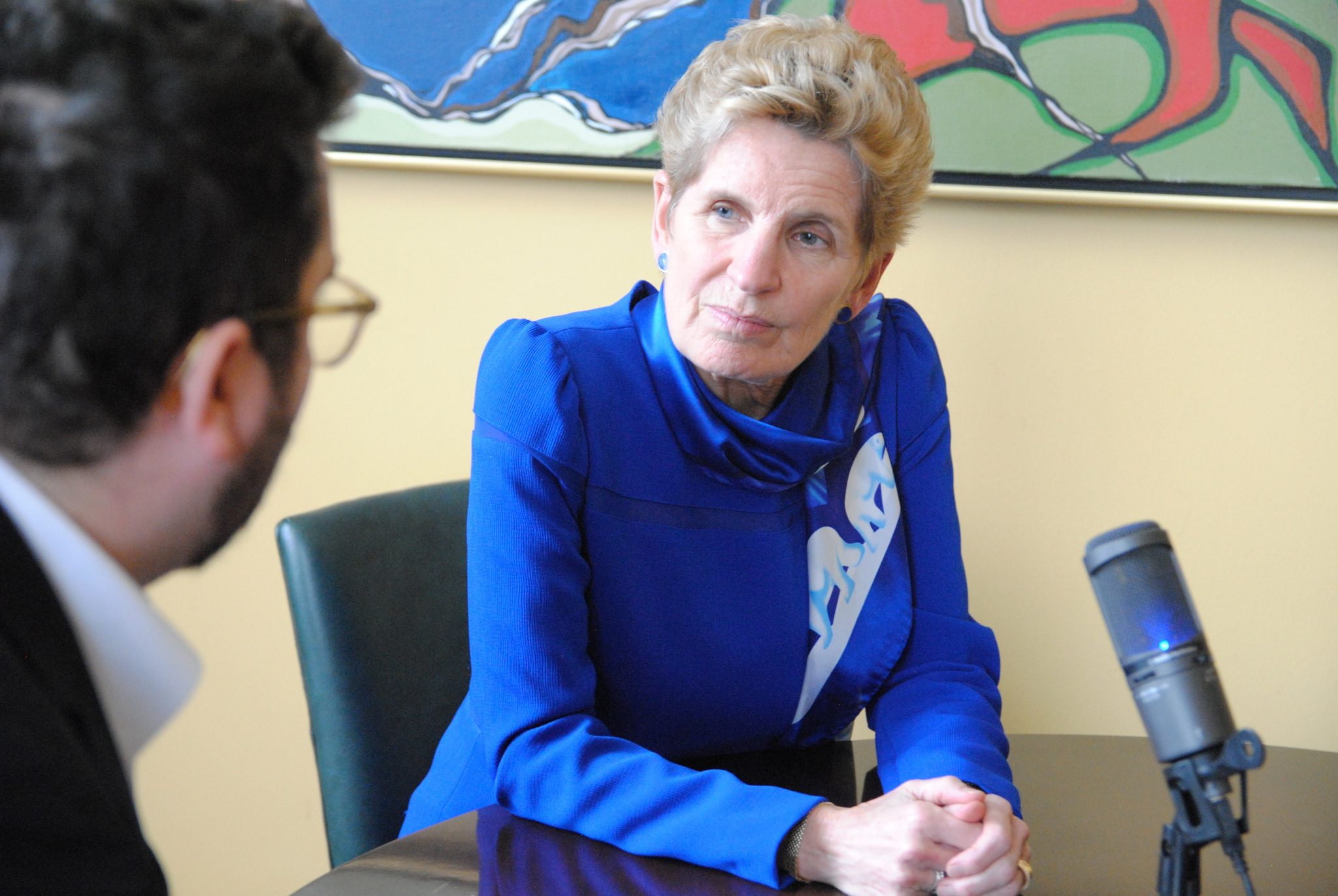 Wynne year-ender: Premier open to updating freedom of information law