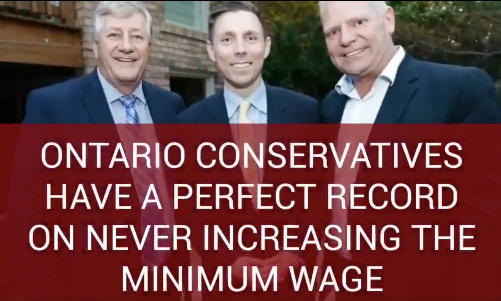 We fact-checked the Liberals' anti-PC minimum-wage ad