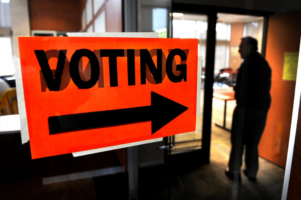 'None of the above': Getting out the non-vote