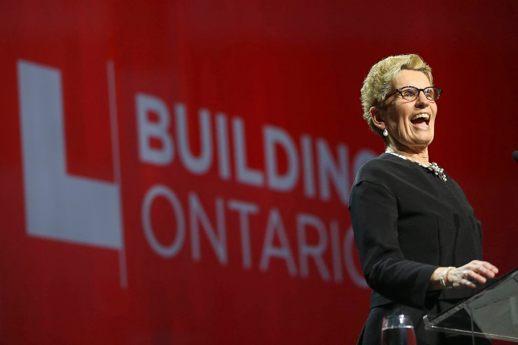 Kathleen Wynne strikes again at Ford, hitting him where he lives — housing