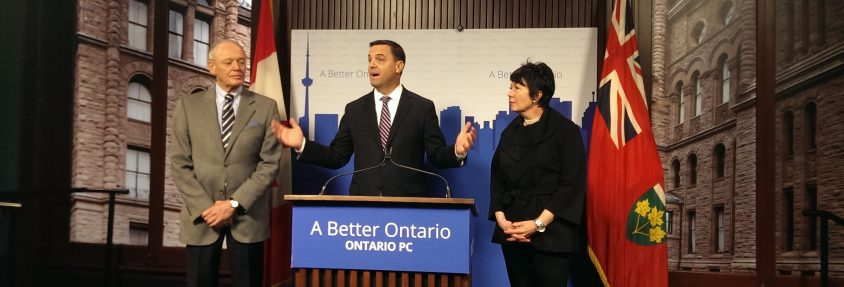 Hudak woos big cities with final policy paper, says jobs growth happens downtown