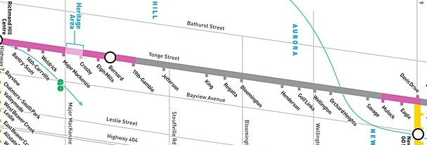 Happening: York Region awards Yonge Street BRT contract