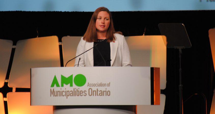 Opposition MPPs acknowledge new reality at AMO