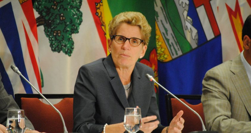 COF: Premiers agree to Canadian energy strategy