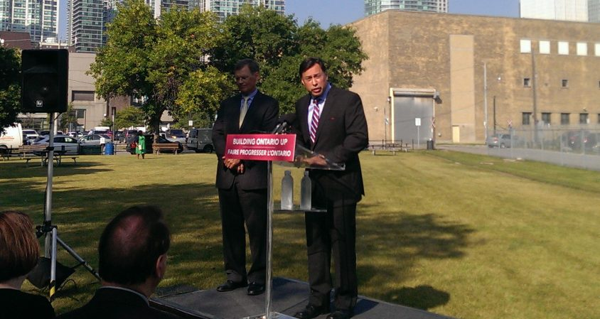 Duguid announces LCBO land sale plan, not for the first time