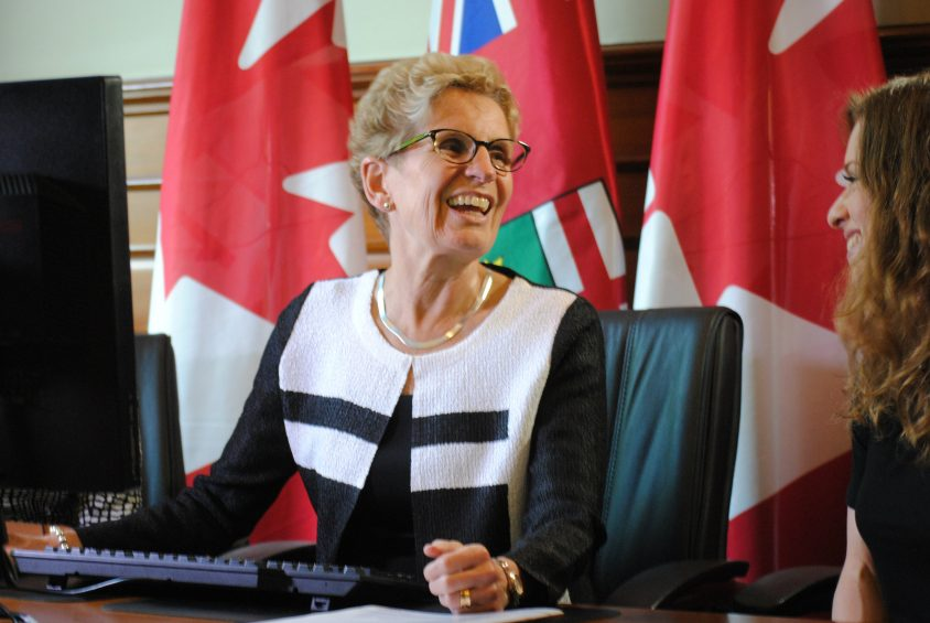 'It is time for me to move on': Kathleen Wynne reflects on decision to not seek re-election