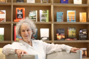 Margaret Atwood is seen in a file photo. Vince Talotta / Toronto Star