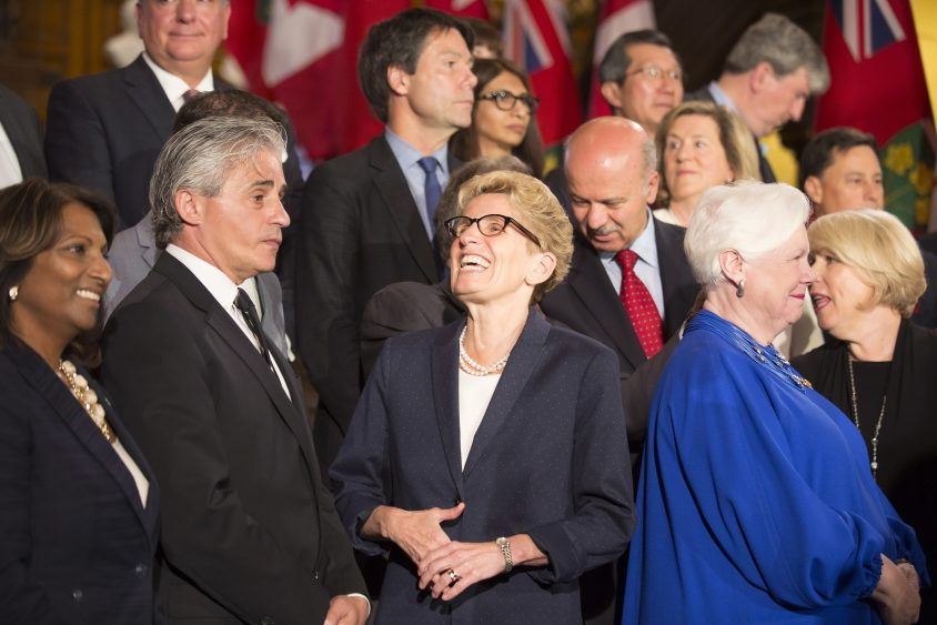 Wynne gets new 'executive advisor' in premier's office