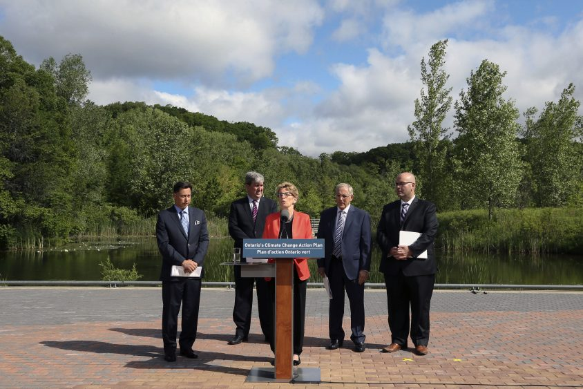 Ontario setting up cap-and-trade system amid suddenly bearish carbon market