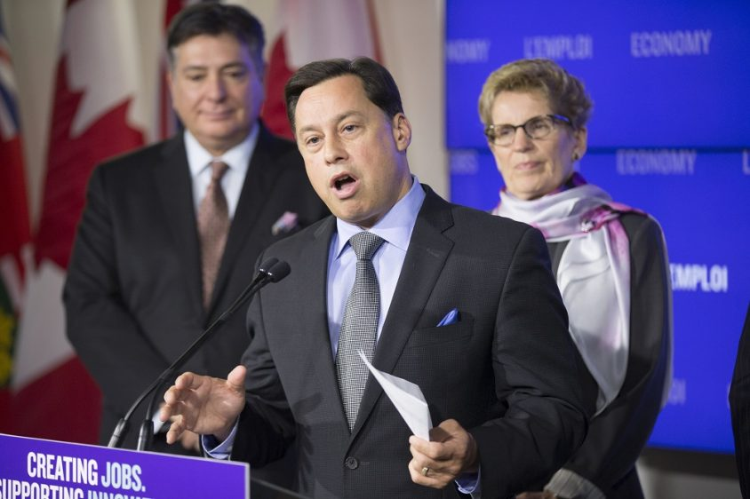 Ontario aims to benefit from Canadian Free Trade Agreement amid rising U.S. protectionism