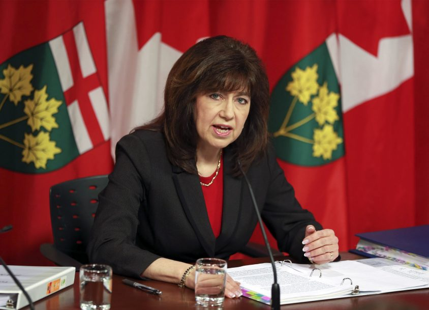 Tories table bill to hand back oversight of government ads to auditor general