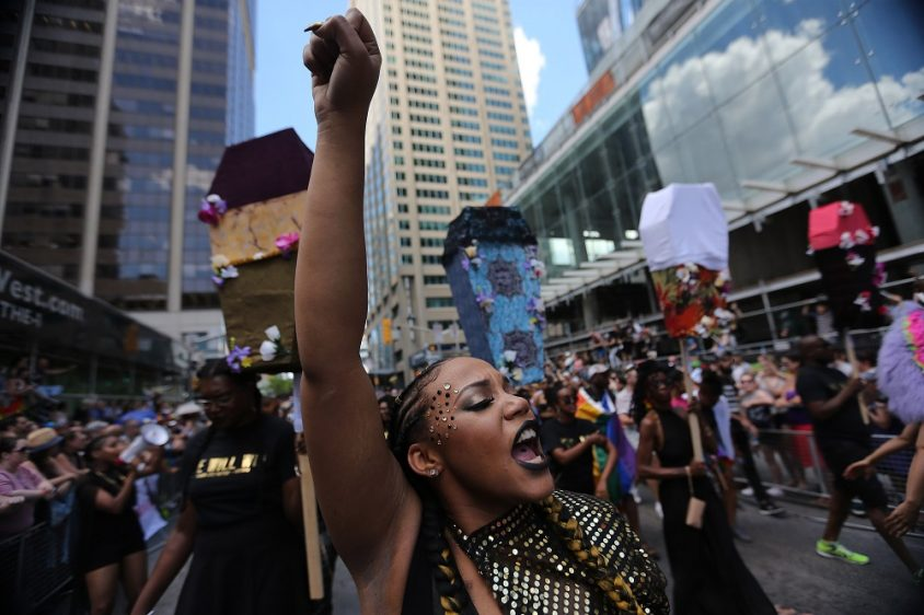 CUPE Ontario president commends Black Lives Matter's Pride protest