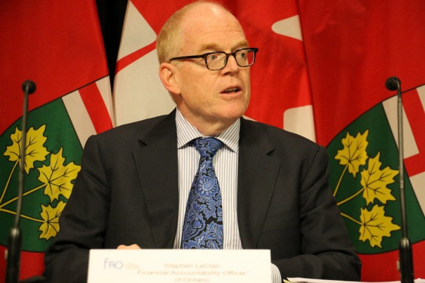 Not 'wishful thinking' but 'difficult policy choices': FAO on how to shrink Ontario's debt burden