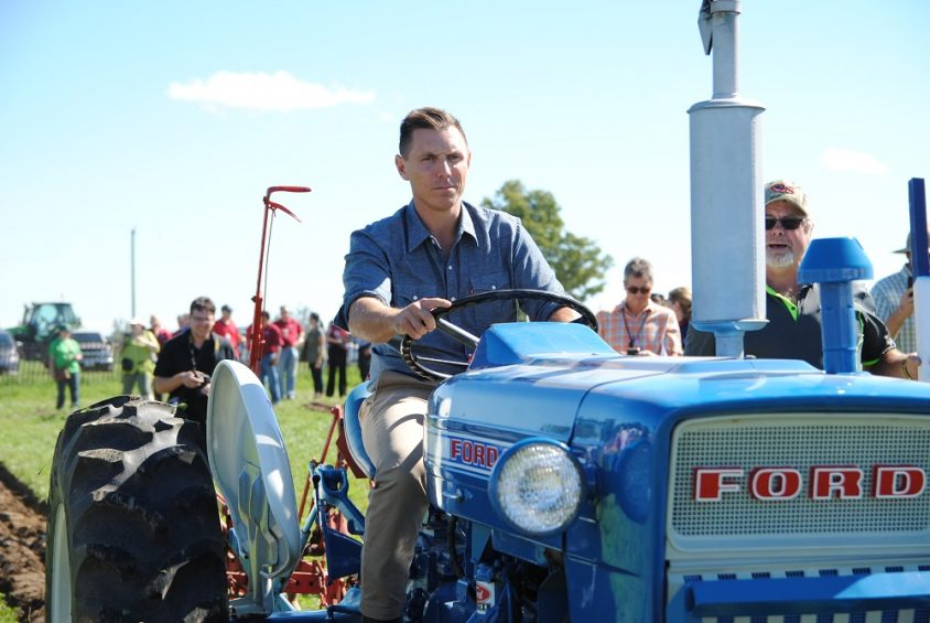 Patrick Brown sets his sights on northern Ontario