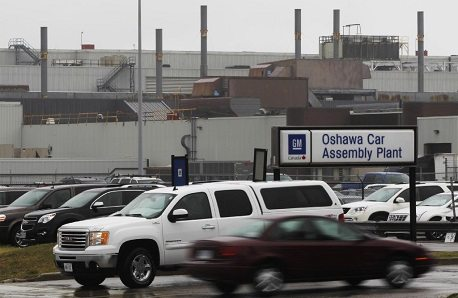Liberal government in talks with General Motors for 'potential support'