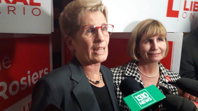 New Liberal MPP plans to hold her own party to account