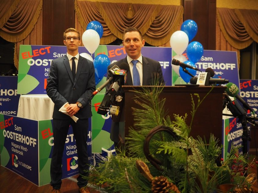 Brown yet to address LGBTory's concerns about next PC MPP, Sam Oosterhoff