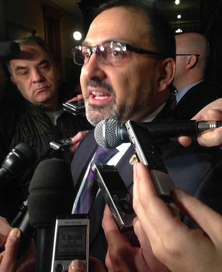 Thibeault denies he sought 'anything that would be seen as a bribe' to run in Sudbury byelection