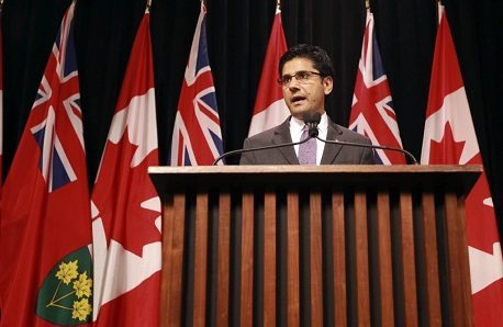 Ontario government wants to talk pot