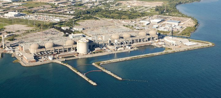 Government approves Pickering nuclear extension