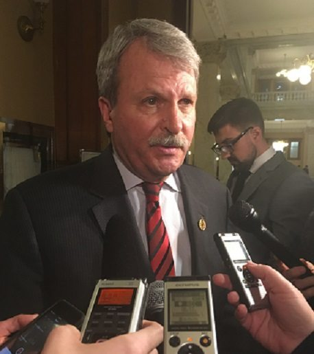 Ex-PC MPP casts independent vote against patient protection bill – and against his old party